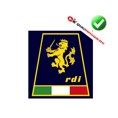 http://www.quizanswers.com/wp-content/uploads/2014/06/yellow-lion-italian-flag-blue-square-logo-quiz-cars.png