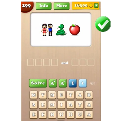 http://www.quizanswers.com/wp-content/uploads/2014/07/Emoji-Words-Answers-Level-299.png
