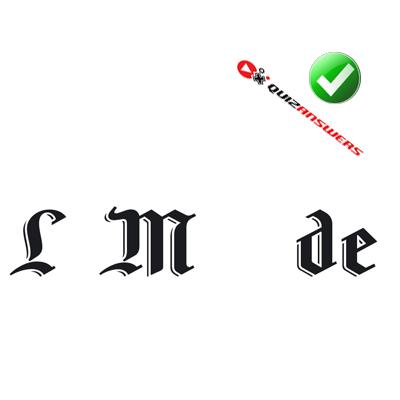 http://www.quizanswers.com/wp-content/uploads/2014/07/black-letters-l-m-de-logo-quiz-by-bubble.png