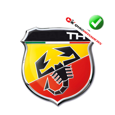 http://www.quizanswers.com/wp-content/uploads/2014/07/black-scorpion-red-yellow-shield-logo-quiz-ultimate-cars.png
