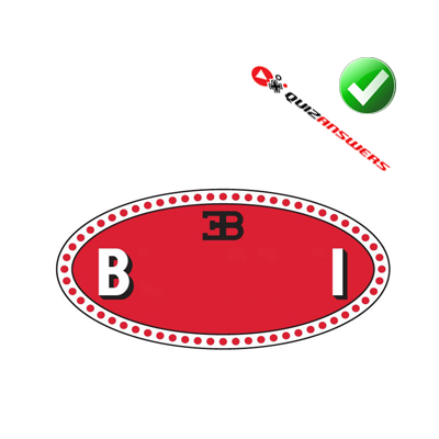 http://www.quizanswers.com/wp-content/uploads/2014/07/red-oval-white-letters-b-i-logo-quiz-ultimate-cars.png