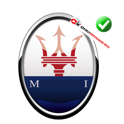 http://www.quizanswers.com/wp-content/uploads/2014/07/red-trident-blue-white-oval-logo-quiz-ultimate-cars.png