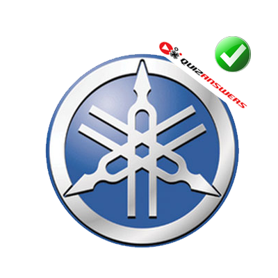 http://www.quizanswers.com/wp-content/uploads/2014/07/three-forks-blue-circle-logo-quiz-ultimate-cars.png