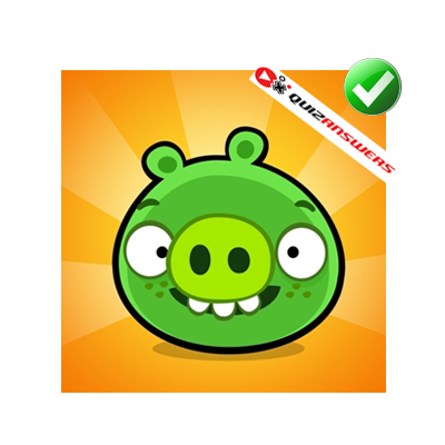http://www.quizanswers.com/wp-content/uploads/2014/09/green-pig-face-orange-rectangle-logo-quiz-by-bubble.png