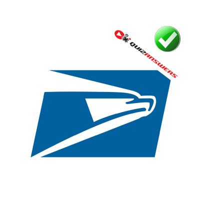 Blue hawk logo quiz