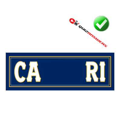 http://www.quizanswers.com/wp-content/uploads/2014/09/white-letters-ca-ri-blue-rectangle-logo-quiz-by-bubble.png