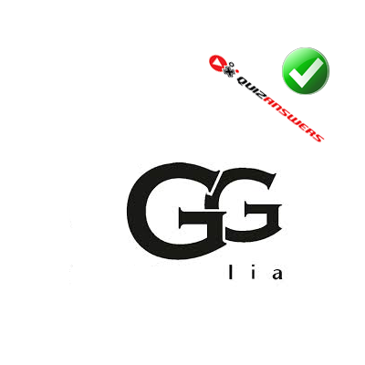http://www.quizanswers.com/wp-content/uploads/2014/10/black-letters-gg-logo-quiz-ultimate-fashion.png
