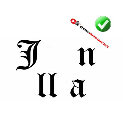 http://www.quizanswers.com/wp-content/uploads/2014/10/black-letters-j-n-ll-a-logo-quiz-ultimate-fashion.png