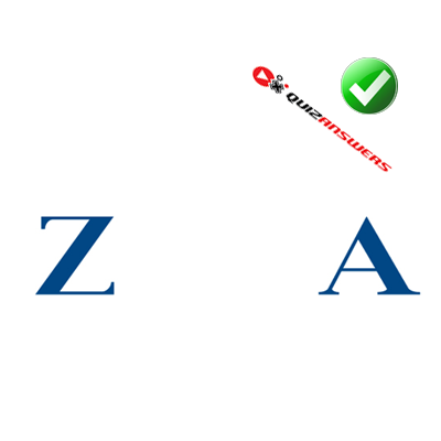 http://www.quizanswers.com/wp-content/uploads/2014/10/blue-letters-z-a-logo-quiz-ultimate-fashion.png
