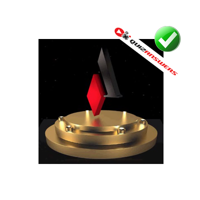 http://www.quizanswers.com/wp-content/uploads/2014/11/black-letter-a-red-rhombus-3d-logo-quiz.png