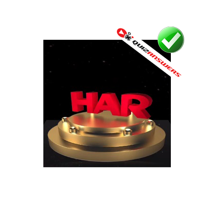 http://www.quizanswers.com/wp-content/uploads/2014/11/red-letters-h-a-r-3d-logo-quiz.png