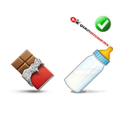 http://www.quizanswers.com/wp-content/uploads/2015/01/chocolate-bar-baby-bottle-guess-the-emoji.png