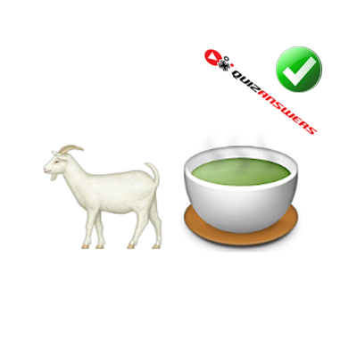 http://www.quizanswers.com/wp-content/uploads/2015/01/goat-cup-of-tea-guess-the-emoji.png