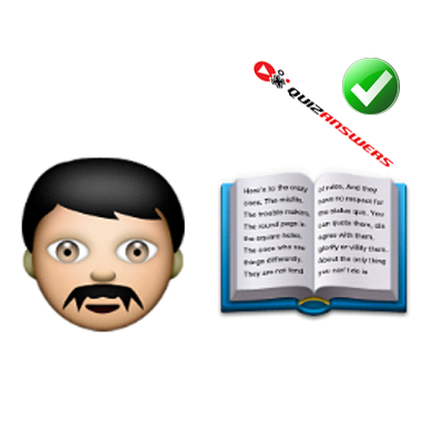 http://www.quizanswers.com/wp-content/uploads/2015/01/man-face-open-book-guess-the-emoji.png