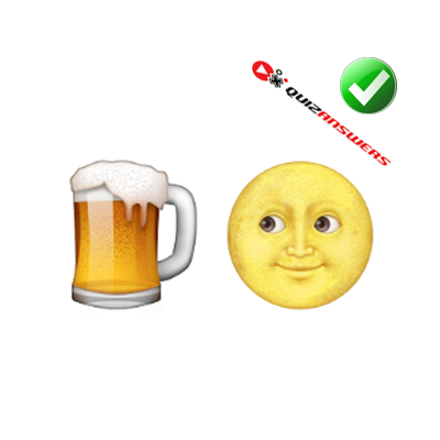 http://www.quizanswers.com/wp-content/uploads/2015/01/pint-of-beer-moon-guess-the-emoji.png