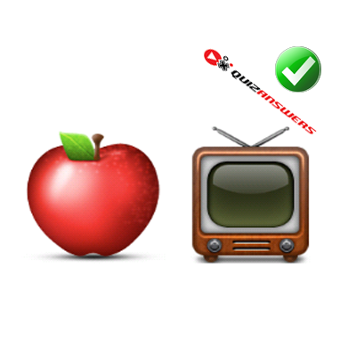 http://www.quizanswers.com/wp-content/uploads/2015/01/red-apple-tv-set-guess-the-emoji.png