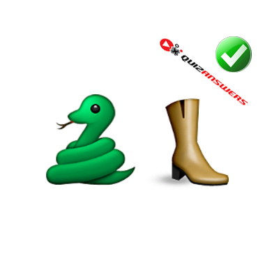 http://www.quizanswers.com/wp-content/uploads/2015/01/snake-boot-guess-the-emoji.png