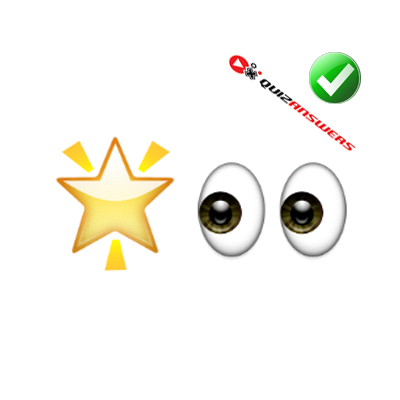 http://www.quizanswers.com/wp-content/uploads/2015/01/star-eyes-pair-guess-the-emoji.png