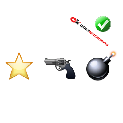 http://www.quizanswers.com/wp-content/uploads/2015/01/star-gun-bomb-guess-the-emoji.png