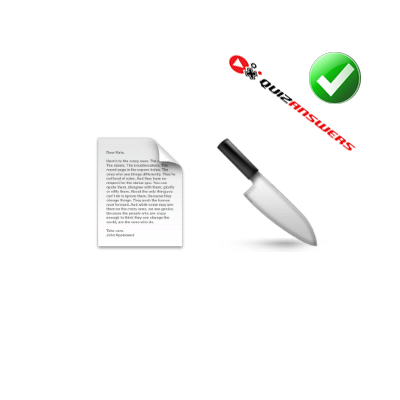 http://www.quizanswers.com/wp-content/uploads/2015/01/written-paper-knife-guess-the-emoji.png