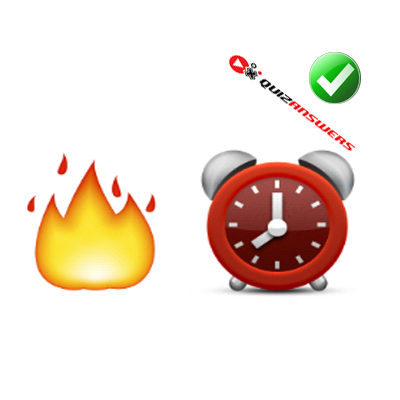 Guess the emoji clock rocket clock