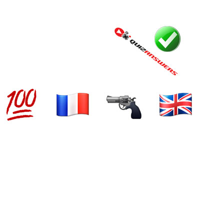 http://www.quizanswers.com/wp-content/uploads/2015/02/100-gun-french-british-flags-guess-the-emoji.jpg