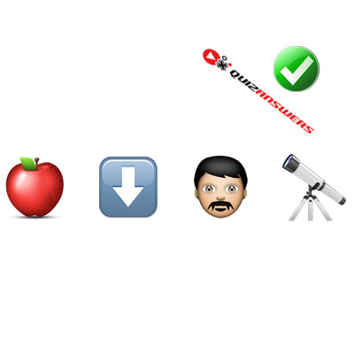 http://www.quizanswers.com/wp-content/uploads/2015/02/apple-arrow-man-telescope-guess-the-emoji.jpg