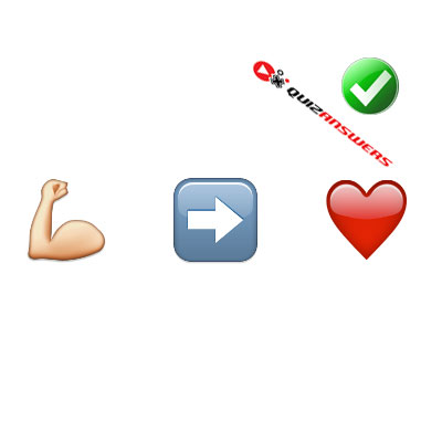 http://www.quizanswers.com/wp-content/uploads/2015/02/arm-arrow-heart-guess-the-emoji.jpg