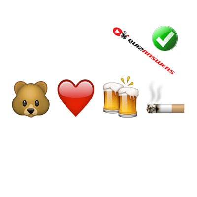 http://www.quizanswers.com/wp-content/uploads/2015/02/bear-heart-beer-cigarette-guess-the-emoji.jpg