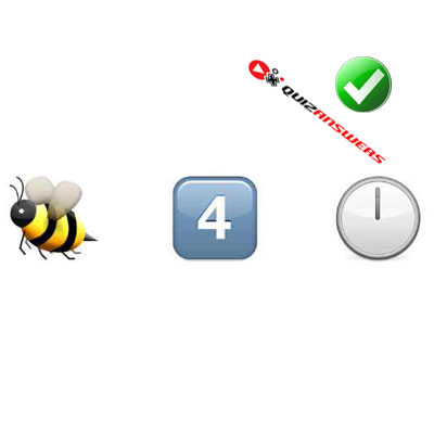 http://www.quizanswers.com/wp-content/uploads/2015/02/bee-number-4-clock-guess-the-emoji.jpg