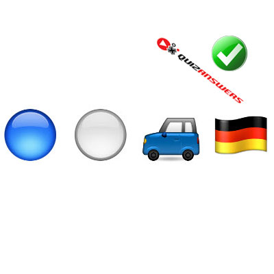 http://www.quizanswers.com/wp-content/uploads/2015/02/blue-white-circles-car-german-flag-guess-the-emoji.jpg