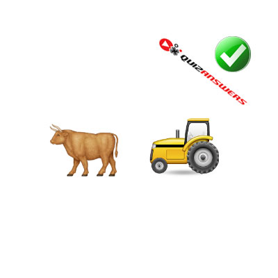 http://www.quizanswers.com/wp-content/uploads/2015/02/bull-tractor-guess-the-emoji.jpg