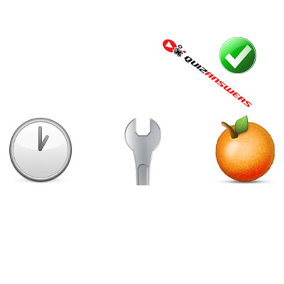 http://www.quizanswers.com/wp-content/uploads/2015/02/clock-wrench-fruit-guess-the-emoji.jpg