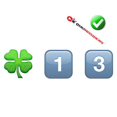 http://www.quizanswers.com/wp-content/uploads/2015/02/clover-numbers-1-3-guess-the-emoji.jpg