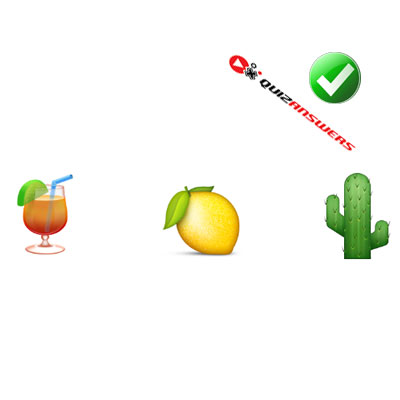 http://www.quizanswers.com/wp-content/uploads/2015/02/cocktail-lemon-cactus-guess-the-emoji.jpg