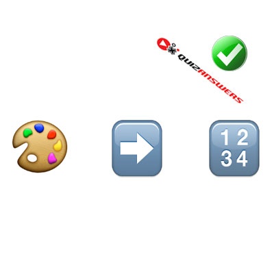 http://www.quizanswers.com/wp-content/uploads/2015/02/color-palette-arrow-numbers-guess-the-emoji.jpg