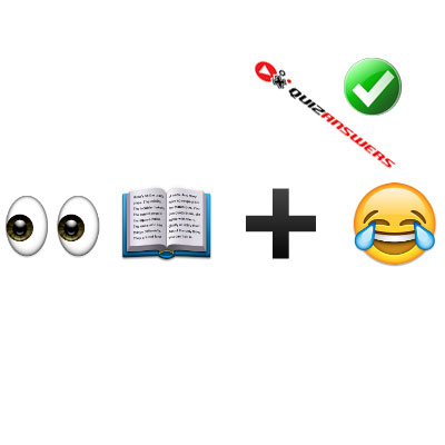 http://www.quizanswers.com/wp-content/uploads/2015/02/eyes-book-plus-cry-face-guess-the-emoji.jpg