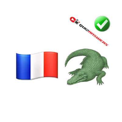 http://www.quizanswers.com/wp-content/uploads/2015/02/french-flag-crocodile-guess-the-emoji1.jpg