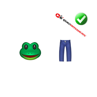 http://www.quizanswers.com/wp-content/uploads/2015/02/frog-trousers-guess-the-emoji.jpg