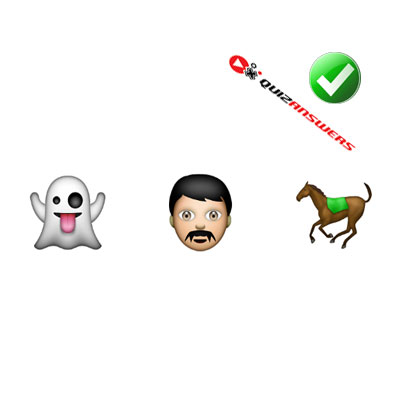 http://www.quizanswers.com/wp-content/uploads/2015/02/ghost-man-horse-guess-the-emoji.jpg