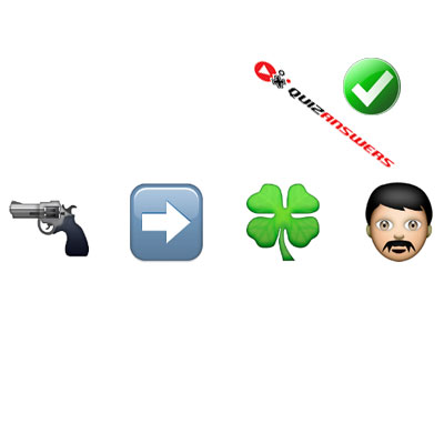 http://www.quizanswers.com/wp-content/uploads/2015/02/gun-arrow-clover-man-guess-the-emoji.jpg