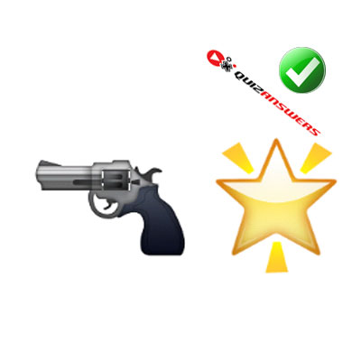 http://www.quizanswers.com/wp-content/uploads/2015/02/gun-yellow-star-guess-the-emoji.jpg