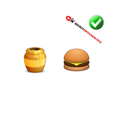 http://www.quizanswers.com/wp-content/uploads/2015/02/honey-jar-burger-guess-the-emoji.jpg