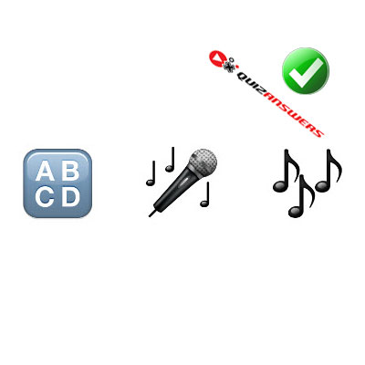 http://www.quizanswers.com/wp-content/uploads/2015/02/letters-microphone-music-notes-guess-the-emoji.jpg