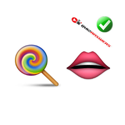 http://www.quizanswers.com/wp-content/uploads/2015/02/lollipop-lips-guess-the-emoji.jpg