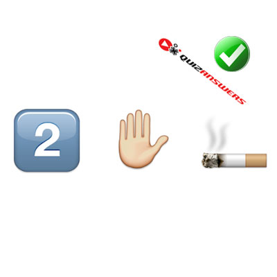 http://www.quizanswers.com/wp-content/uploads/2015/02/number-2-palm-cigarette-guess-the-emoji.jpg