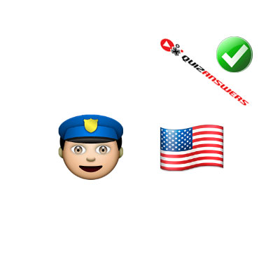 http://www.quizanswers.com/wp-content/uploads/2015/02/officer-us-flag-guess-the-emoji.jpg