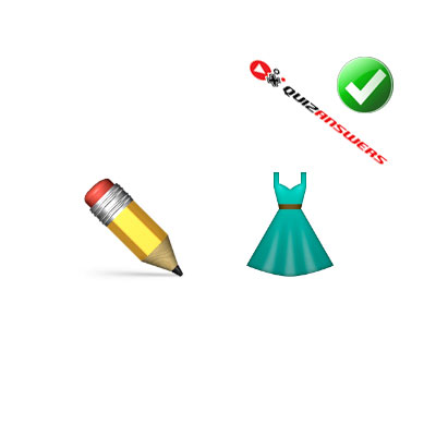http://www.quizanswers.com/wp-content/uploads/2015/02/pencil-dress-guess-the-emoji.jpg