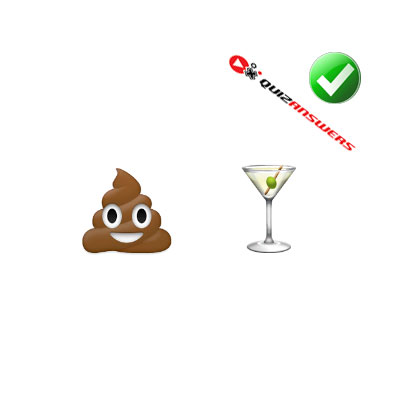 http://www.quizanswers.com/wp-content/uploads/2015/02/poop-glass-guess-the-emoji.jpg