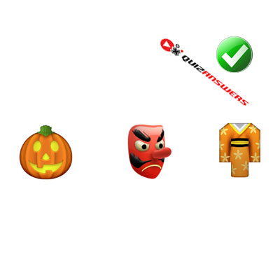 http://www.quizanswers.com/wp-content/uploads/2015/02/pumpkin-mask-dress-guess-the-emoji.jpg